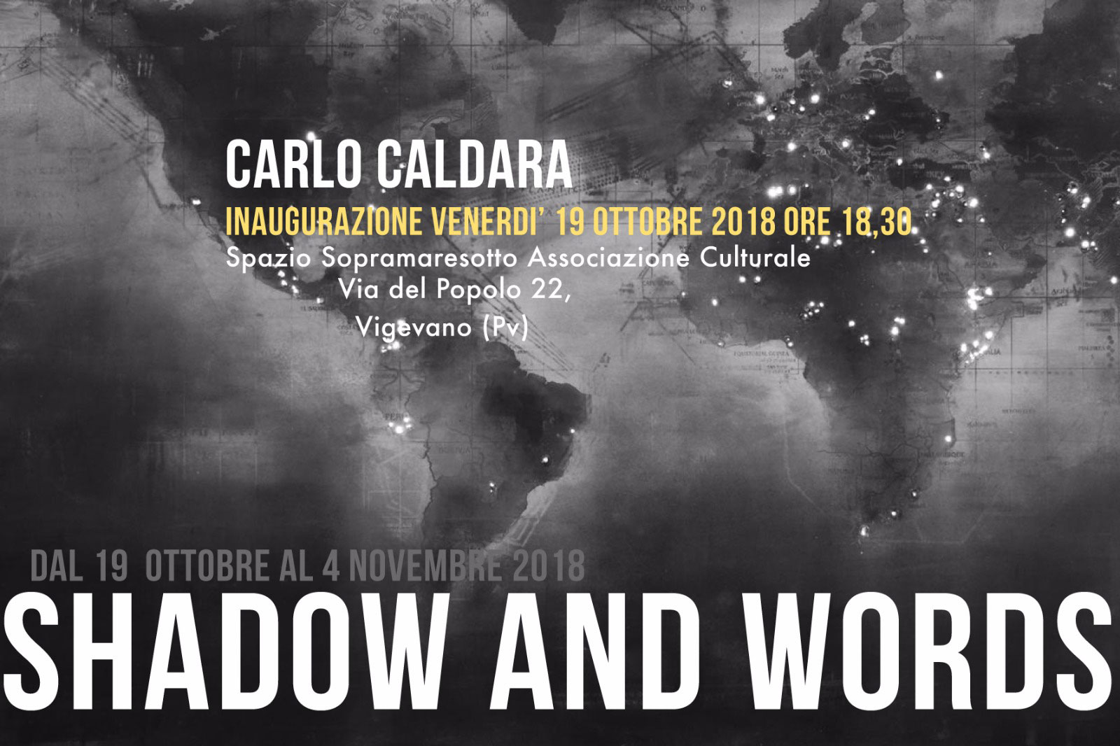 Shadow and Words - Carlo Caldara